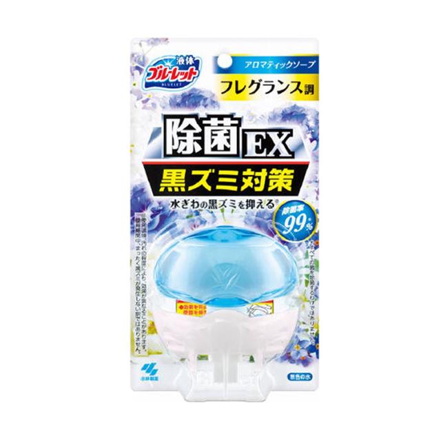 液体ブルーレットおくだけ除菌EXフレグランス アロマティックフロソープ 70ml