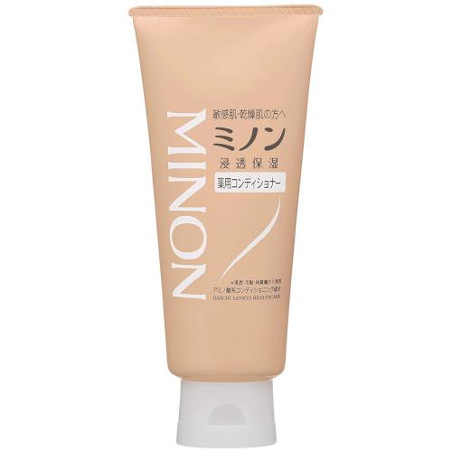 【医薬部外品】ミノン薬用コンディショナー 120ml  F20