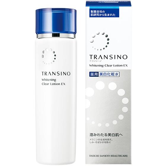 【医薬部外品】トランシーノ 薬用 ホワイトニング クリアローション EX 150ml