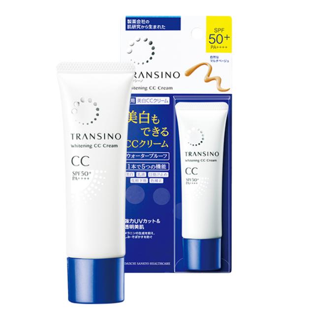 【医薬部外品】トランシーノ 薬用 ホワイトニング CCクリーム  30ml