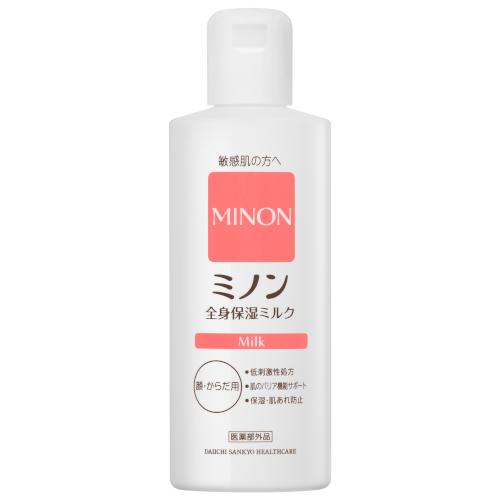 【医薬部外品】ミノン全身保湿ミルク 200ml