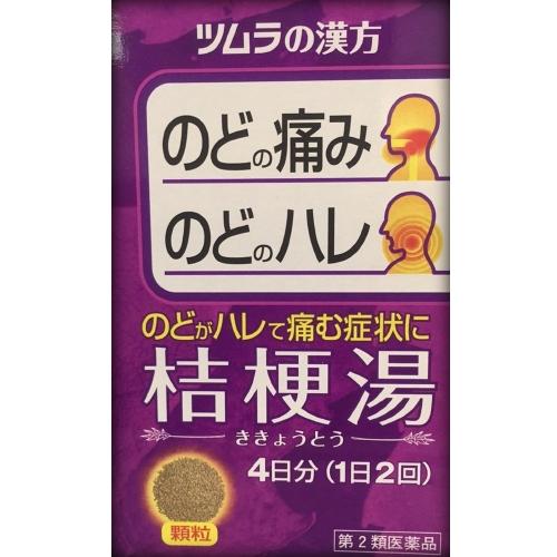 【第2類医薬品】ツムラ漢方薬 桔梗湯エキス顆粒 8包