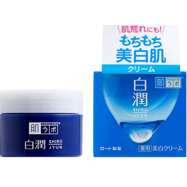 【医薬部外品】肌ラボ 白潤 薬用美白クリーム 50g  F10