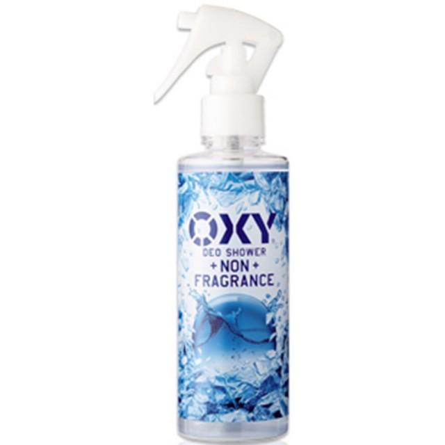 【医薬部外品】OXY(オキシー)冷却デオシャワー 無香料 200ml  F05