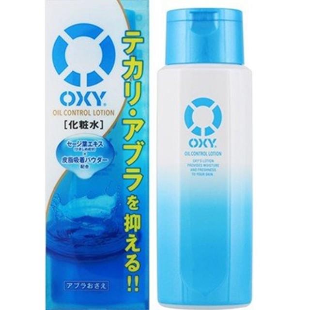 【ロート製薬】OXYオイルコントロールローション 170ML F15
