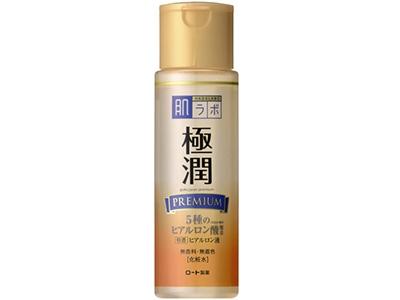 【ロート製薬】肌研極潤プレミアムヒアルロン液 170ML F15