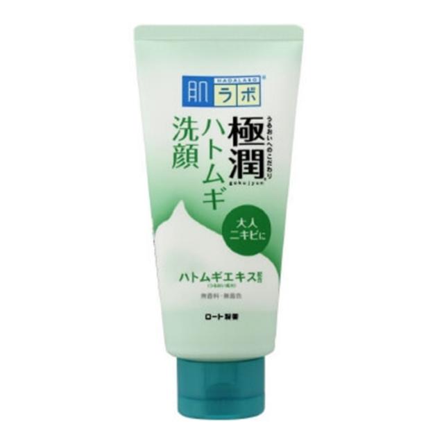 肌ラボ 極潤 ハトムギ洗顔フォーム 100g