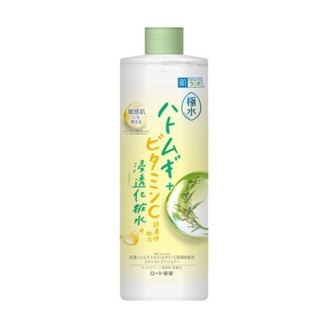 肌ラボ 極水 ハトムギ+浸透化粧水 400ml