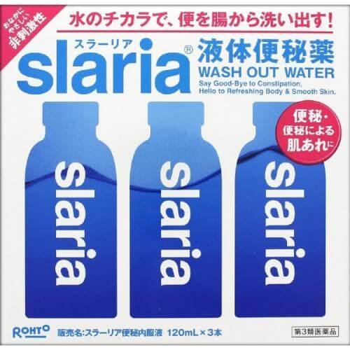 【第3類医薬品】スラーリア 便秘内服液 120ml