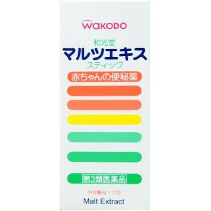 【第3類医薬品】和光堂マルツエキス・スティック 9gX12包