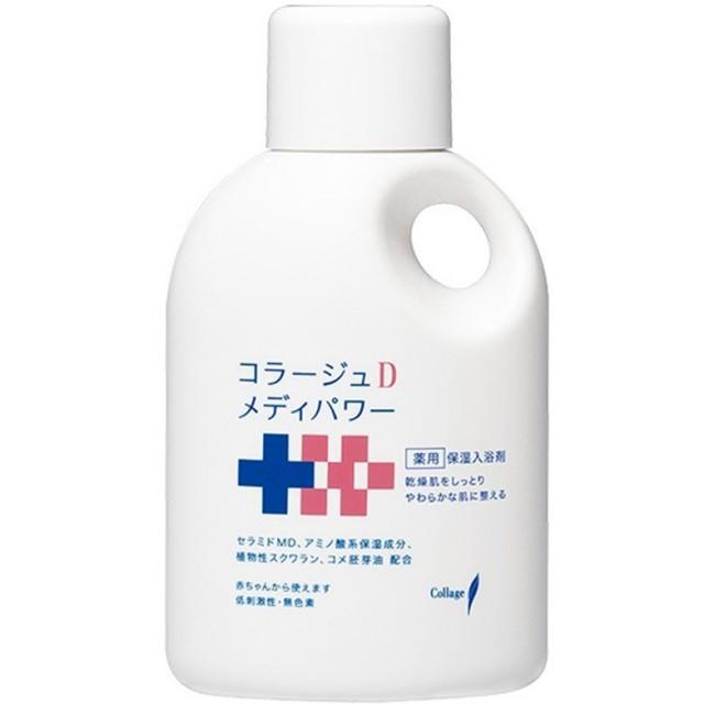 コラージュDメディパワー保湿入浴剤 500ml