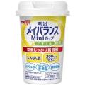 【明治】メイバランスMiniカップ バナナ味 125ML<12本セット>