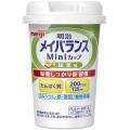 【明治】メイバランスMiniカップ 抹茶味 125ML<12本セット>