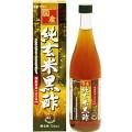 井藤漢方 国産純玄米黒酢 720ml