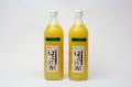 【送料無料キャンペーン!】河内晩柑ゴールドジュース 「ほろにが」 720ml 2本 化粧箱入り
