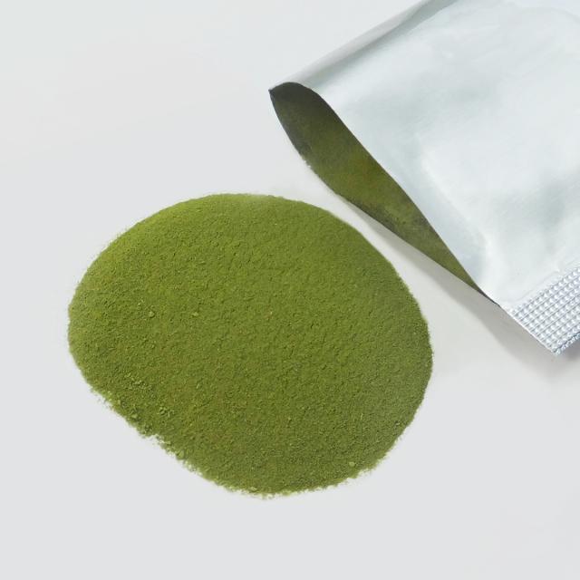 有機はとむぎ若葉の青汁-分包