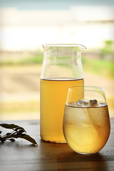 奈良県産有機はとむぎ茶