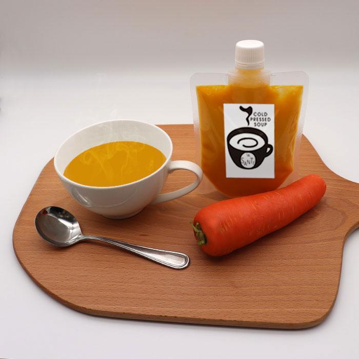 人参のスープ キャロットスープ スープ