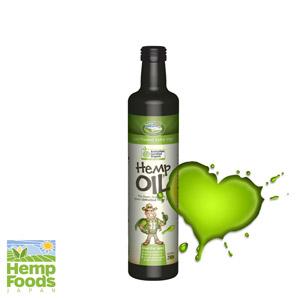 麻の実油 ヘンプオイル 必須アミノ酸・必須脂肪酸含有スーパーフード