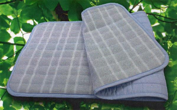 テラセラピパット テラヘルツ生地使用 疲れ解消 癒しシート
