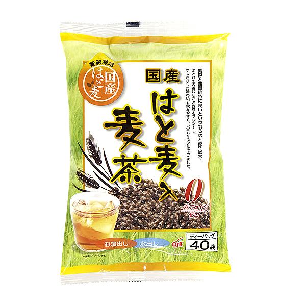 国産はと麦入麦茶40袋  320g(8g×40袋)