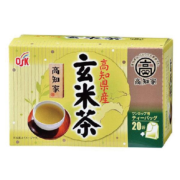 高知県産玄米茶20袋