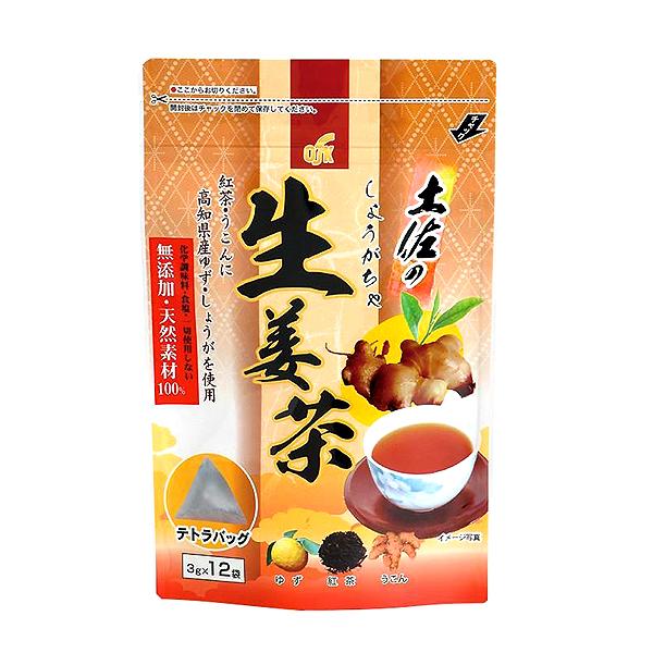 土佐の生姜茶12袋 36g(3g×12袋)