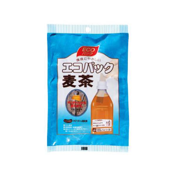 エコパック ペットボトル用 麦茶24袋 120g(5g×24袋)