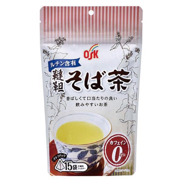 OSK韃靼そば茶テトラパック 15袋