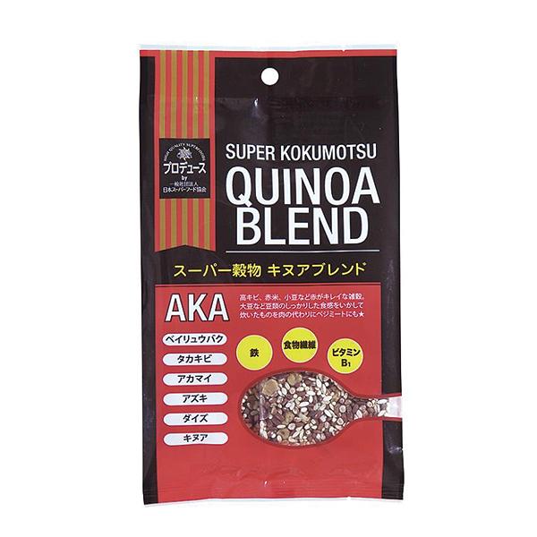 スーパー穀物 キヌアブレンド 〈AKA〉5袋 100g(20g×5袋)