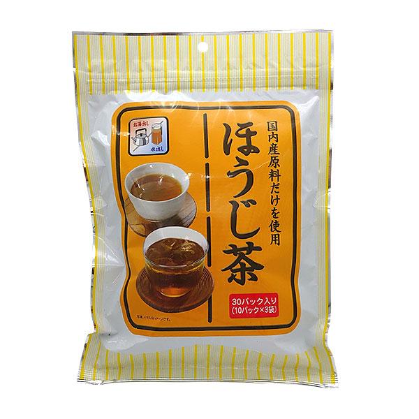 角型ティーパックほうじ茶 30パック