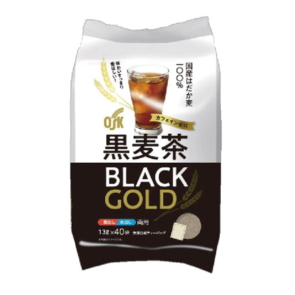 OSK黒麦茶 BLACK GOLD 40袋