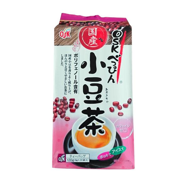 OSKべっぴん国産小豆茶20袋