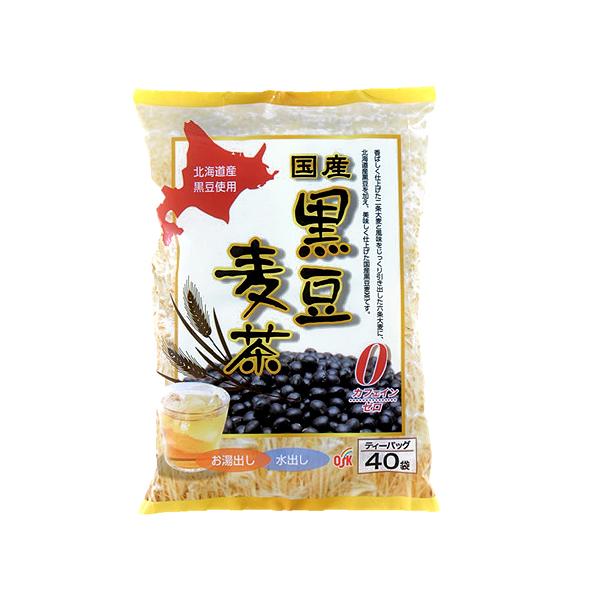 国産黒豆麦茶40袋  320g(8g×40袋)