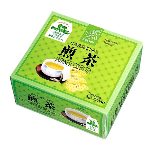 ニューファミリー煎茶50袋 100g(2g×50袋)