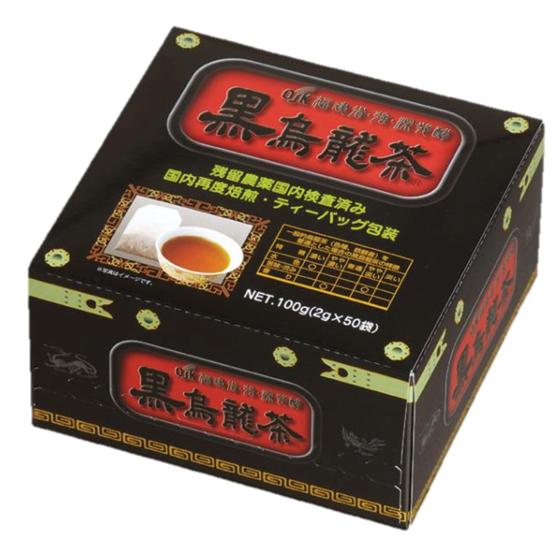 ニューファミリー OSK黒烏龍茶50袋 100g(2g×50袋)