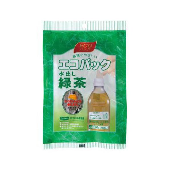 エコパック ペットボトル用 緑茶24袋 120g(5g×24袋)