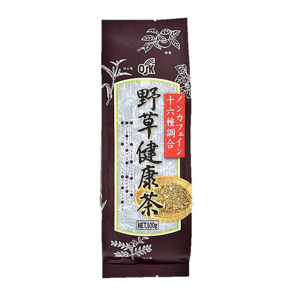 十六種調合 野草健康茶500g