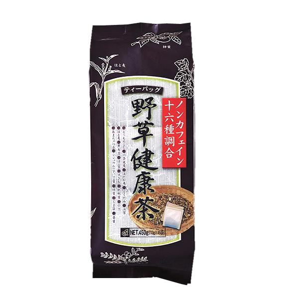 十六種調合 野草健康茶45袋