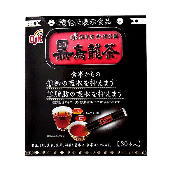 スティック OSK 黒鳥龍茶 30本