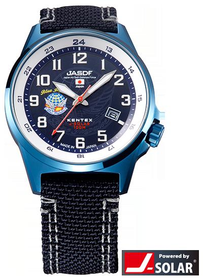 【送料無料】JSDF Blue Impulse ブルーインパルス ソーラースタンダード S715M-07
