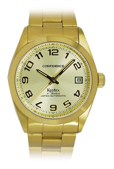 【送料無料】CONFIDENCE コンフィデンス7(ゴールド) (S559M-06)
