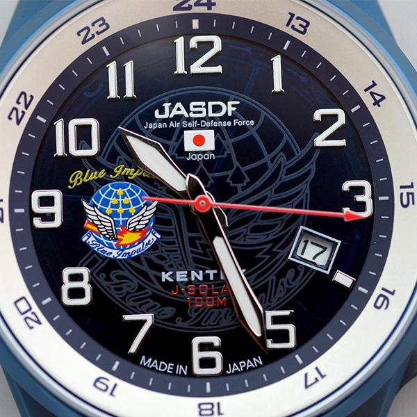 JSDF ブルーインパルス ソーラーモデル フェイス