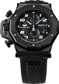 【送料無料】【正規販売店限定モデル】MOTO-R chronograph モトアールクロノグラフモデル ブラック×ブルー(S787X-05)