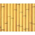 銘竹ボード 晒竹半割 ヨコ貼 巾広 6×3尺