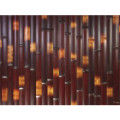 銘竹ボード 染煤竹平割ぼかし入 タテ貼 3.15×6.3尺
