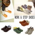 WORK&STEP SHOES ワークアンドステップシューズ