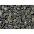 化粧砂利 モナークペブル レイニーブラック(安山岩) 15kg
