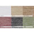 麻のロールスクリーン (L)幅88cm×高さ180cm 選べる6色