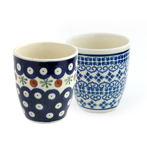 ポーランド陶器 ギフトセット(カップ)